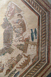 صورة Museo de Santa Cruz قرب توليدو. mosaico toledo museo museoarqueologico mosaicos vegabaja toletum teselas