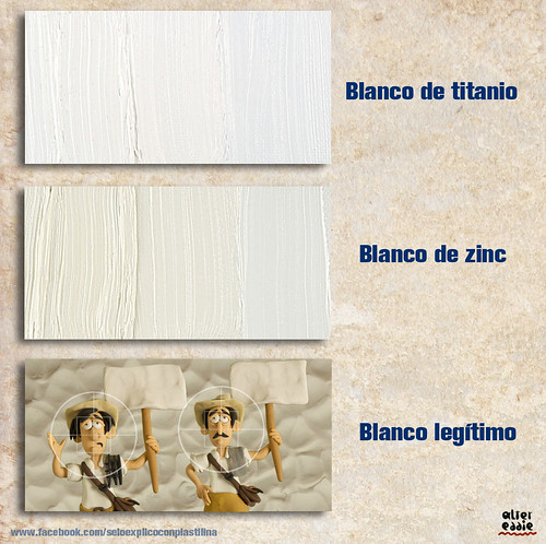 Blancos by alter eddie