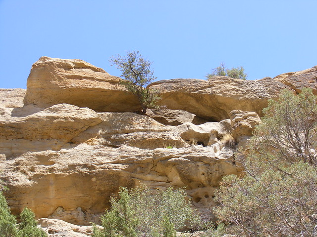 New Mexico Natural Arch NM-376