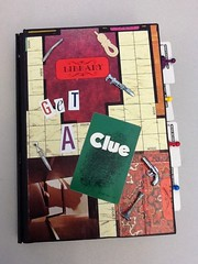 Kingwood Library's Altered Book entry 2013