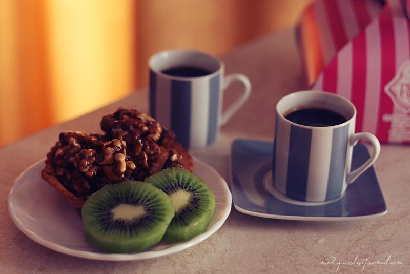 breakfast in Odessa