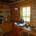 The Cabin Inside - a beautiful restoration