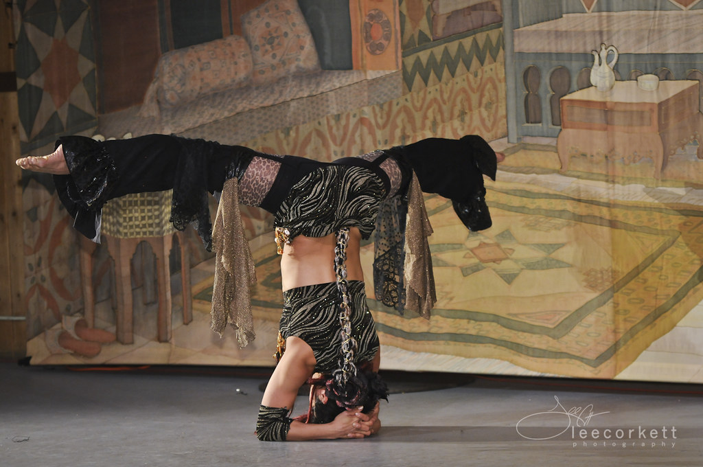 Tribal Fest 2012 - Performance Portraiture