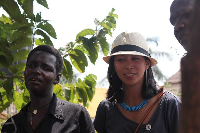 Uganda-Reise mit Rea Garvey, Tim Mälzer und Minh-Khai Phan-Thi - 1.-5. Juli 2013
