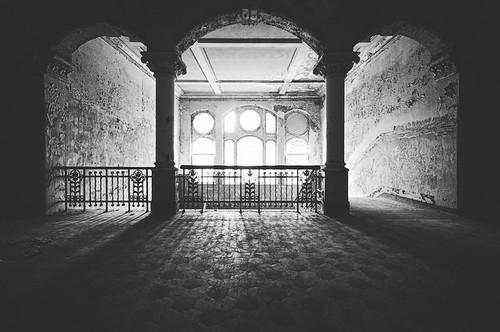 Beelitz Heilstätten [01] by Poxonaut