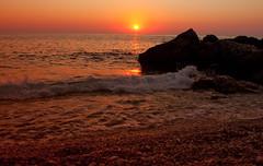 Last Light at Petani Beach 2