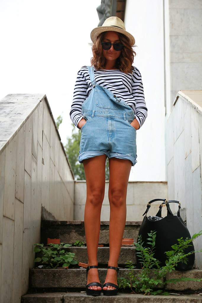 Denim & Stripes easy like Sunday Morning