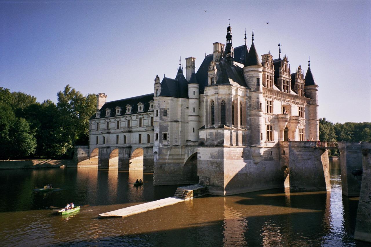 Castillo de Chenonceaux. Autor, Javier D.