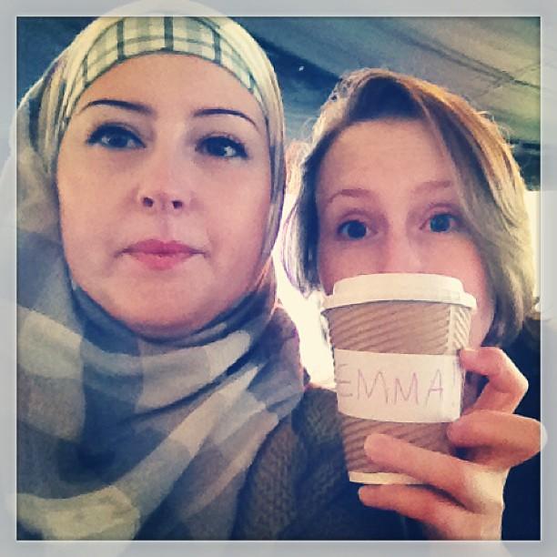 Me and sis.