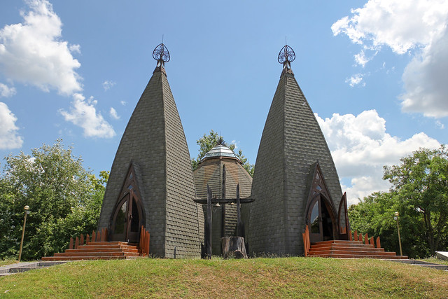 Opusztaszer  National Historical Memorial Park 3