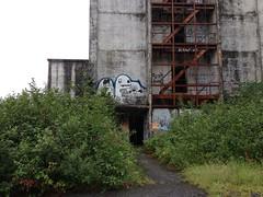 Whittier street art