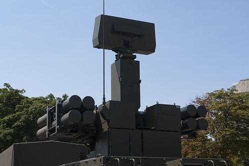Lanceur de missile