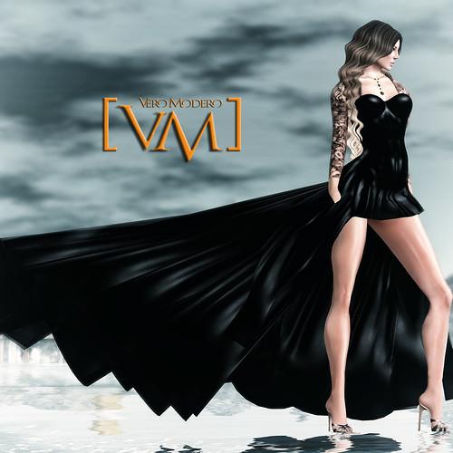 [VM] VERO MODERO  Severine Gown