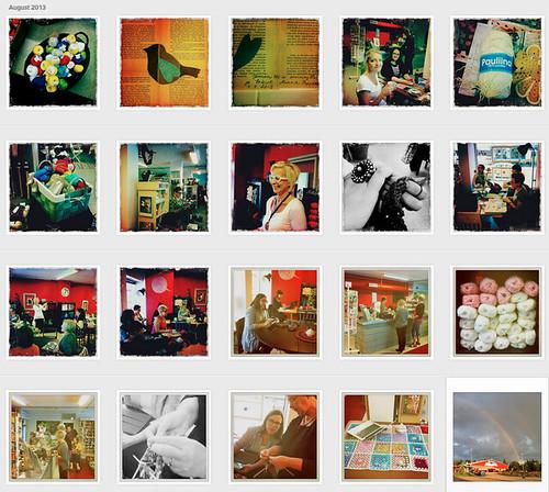 Instagram-kooste #taskuneuloosi