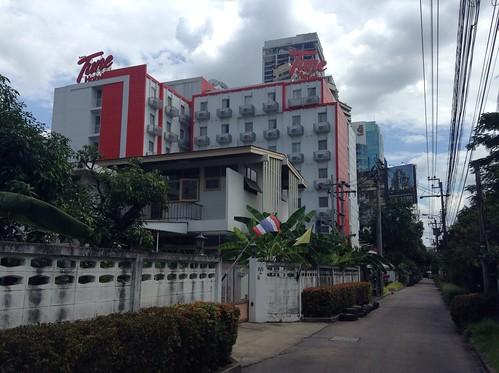 Tune Hotel Asoke Bangkok