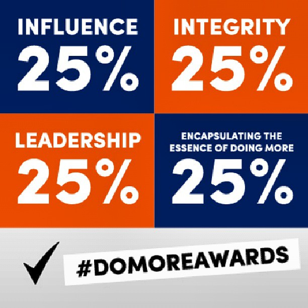 #domoreawards