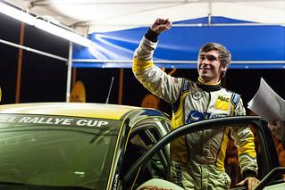 Opel ADAM Cup - ADAC Ostsee Rallye - Marijan Griebel