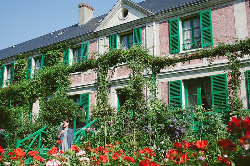 Monet's house / Giverny