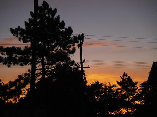 red sky clouds dawn serbia aurora fujifilm morn srbija dayspring curug xp50