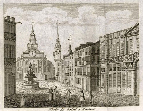 022-L'Espagne et le Portugal, ou Moeurs, usages et costumes des habitans…1815- J.B. Breton
