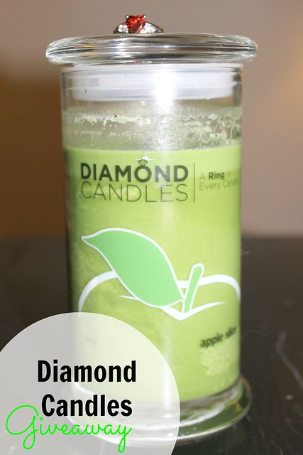 Diamond Candles Giveaway