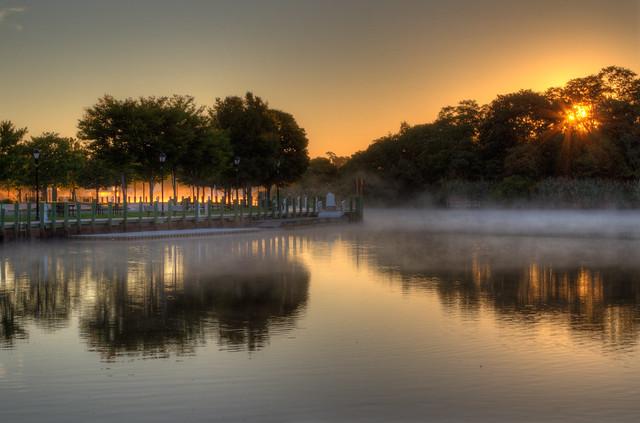 Peconic RIver Mist