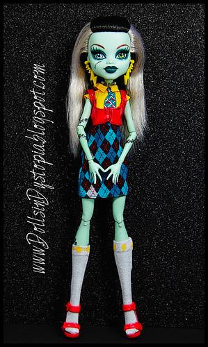 Frankie by DollsinDystopia
