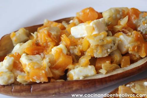 Berenjenas rellenas de calabaza y queso feta (17)