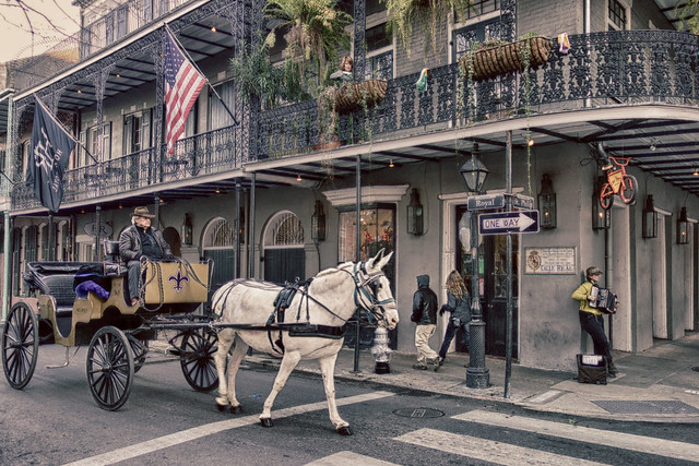 The French Quarter, New Orleans