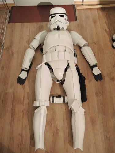 Stormtrooper Rüstung