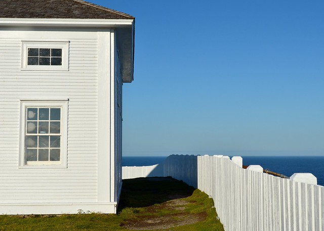A view from Cape Spear, NL