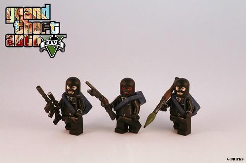 GTA V Crew