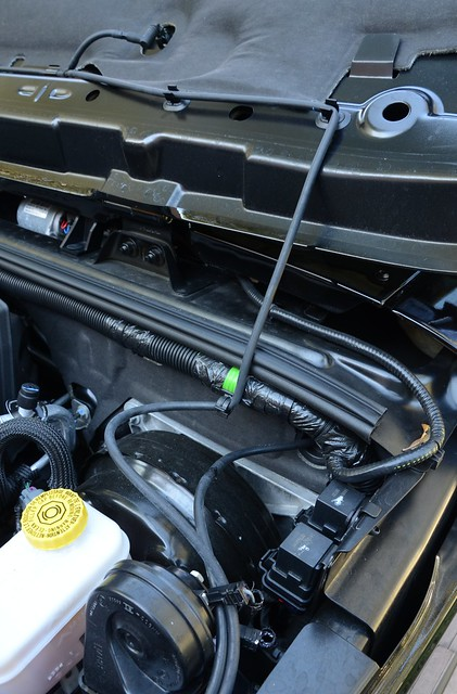 Jeep Liberty Off Road >> Getting Under the Hood – JK Wrangler | Jeep Off Road ...