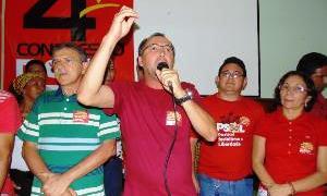 Walmir Freire, novo presidente do - PSOL-PA
