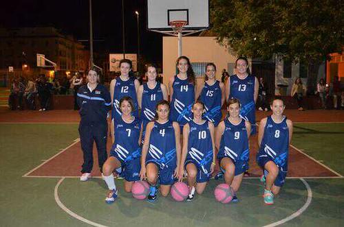 Selección Junior Femenina de Melilla