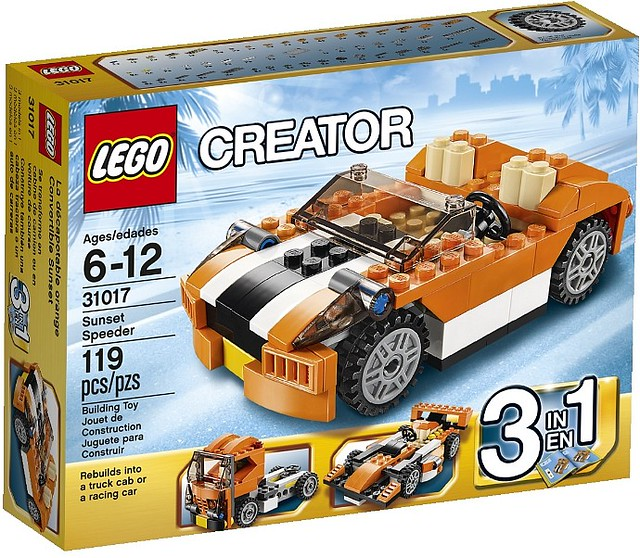 31017 Sunset Speeder