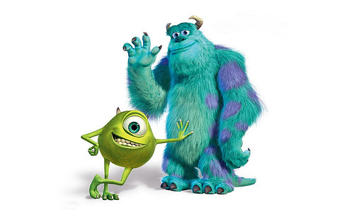 Monsters Inc: Divertida Fabrica de Monstruos