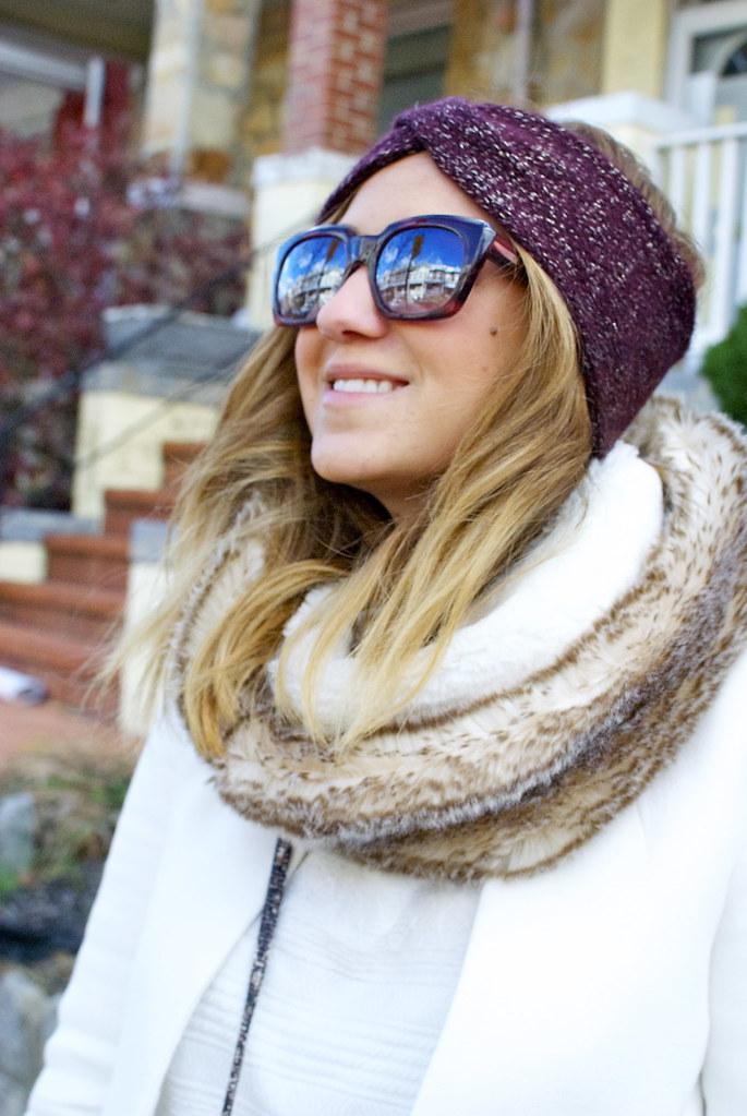 elizabeth and james sunglasses, purple sunglasses, mirorred lenses, roosevelt sunglasses