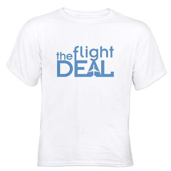 The  Flight Deal T-Shirt