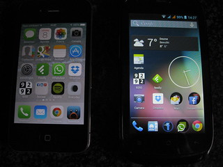 AT-AS40DS vs iPhone 4S