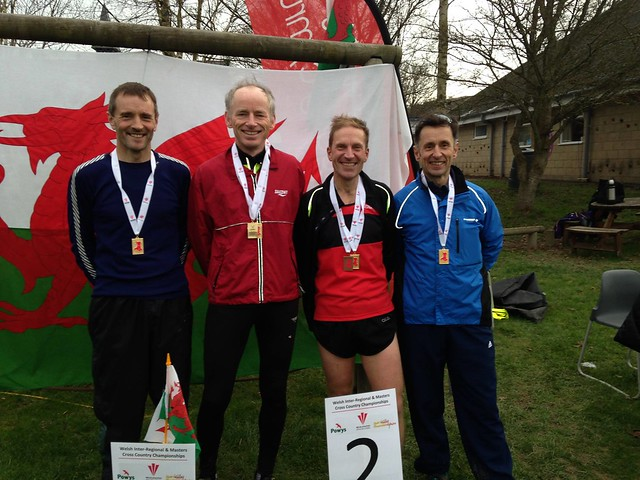Welsh masters cross country