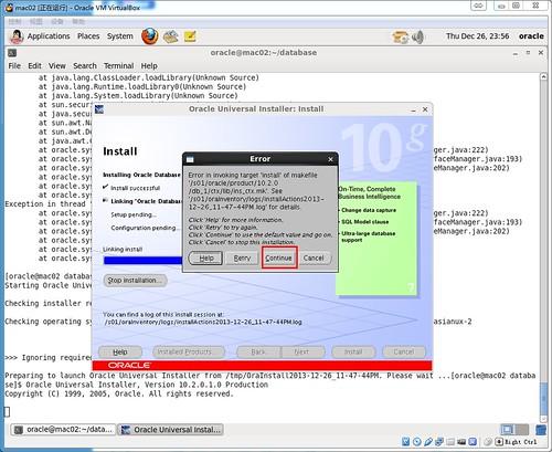 install 10.2.0.1 10gR2 8