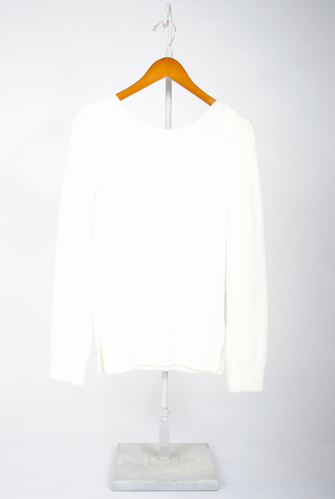 Chloe Button Back Sweater