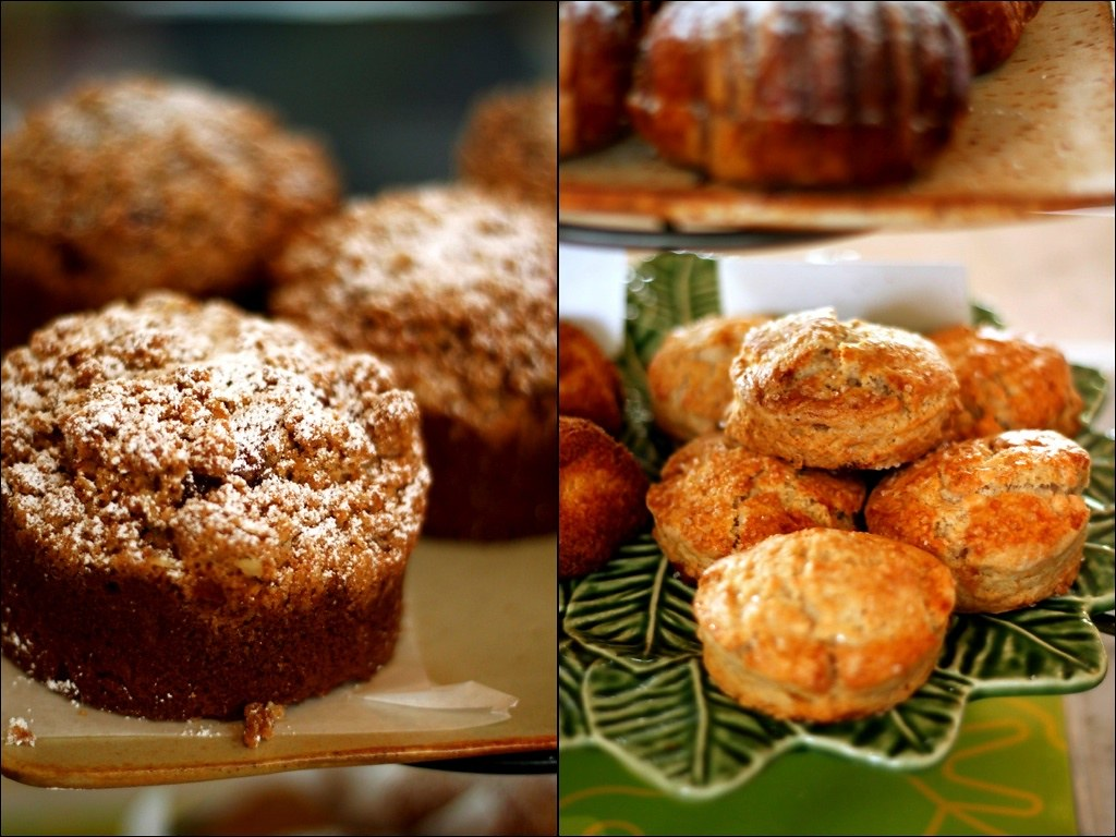 how to stop you muffins tasting floury