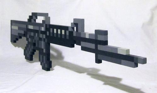 AR 15 - angle