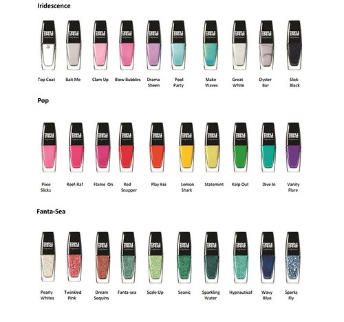 Sally-Hansen-Triple-Shine-Colour-Chart