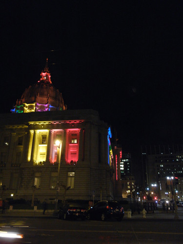 DSCN7920 _ 10th Anniversary of Same-Sex Marriage, 12 February 2014, San Francisco City Hall
