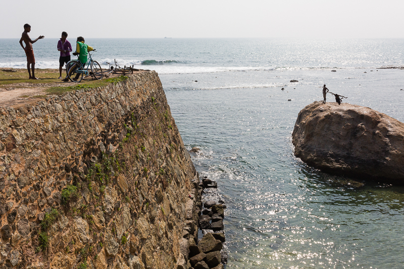 Dive, Galle Fort