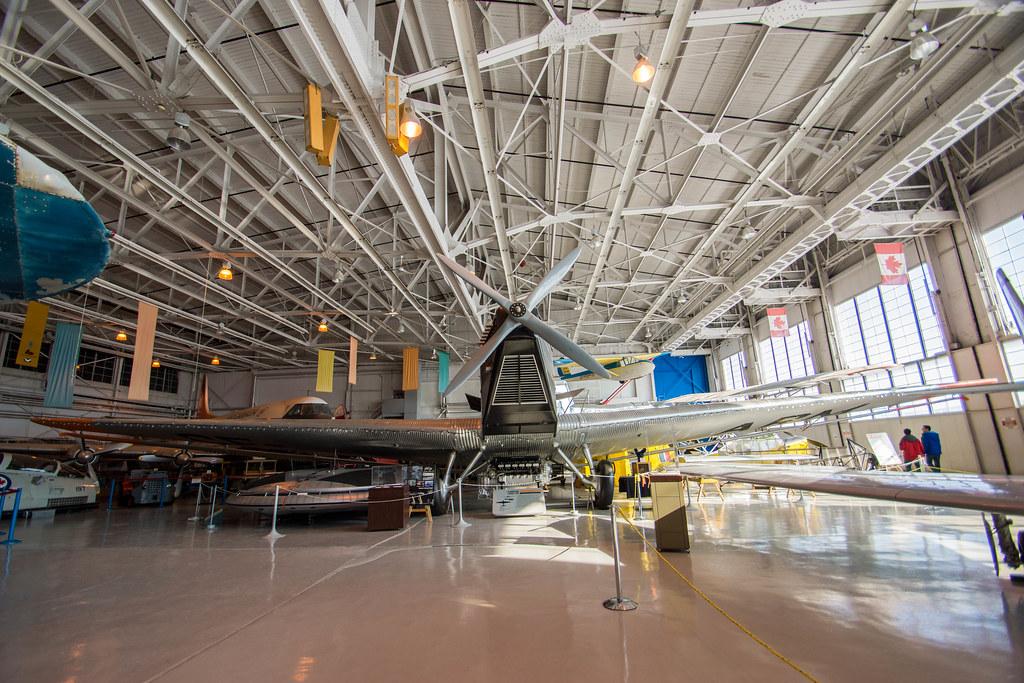 Western Canada Avaiation Museum
