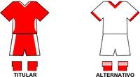Uniforme Selección Casadeña de Fútbol